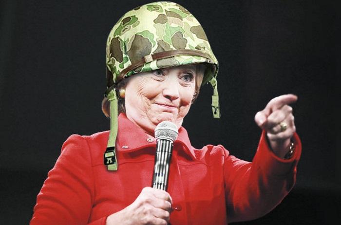 Hillary Clinton presidente può essere un pericolo al pari di Trump