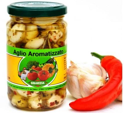 L'aglio puzza....anzi, no: quello marinato al peperoncino, per esempio!!