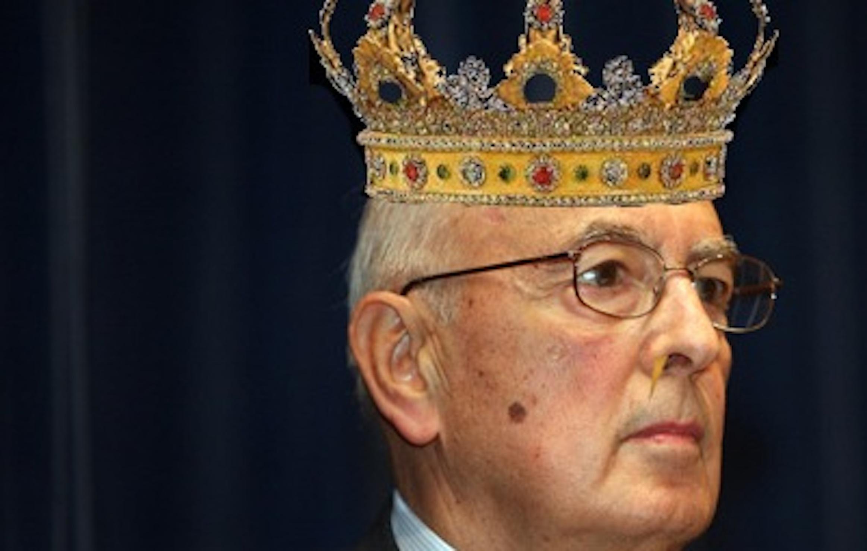 L'influenze esterne nel fu governo Renzi, da parte di Re Giorgio
