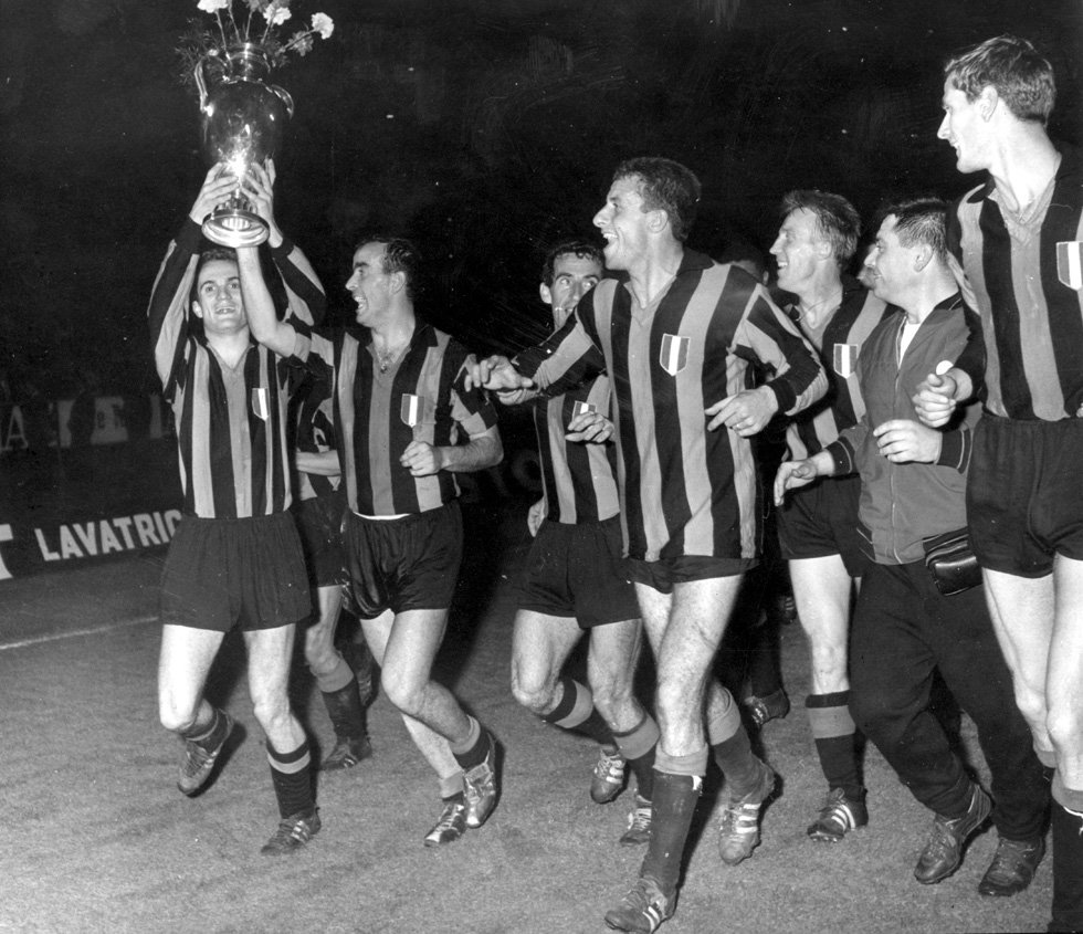 Coppa Campioni 1964 Inter-Real Madrid 3-1