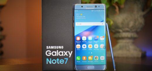 Samsung rivela perchè bruciava il Galaxy Note7