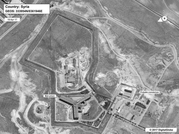 Forni crematori, l'ultima bufala americana contro Assad