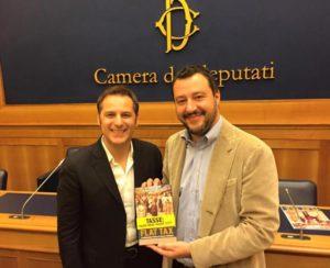 Matteo Salvini, il Referendum ed il governo di scopo