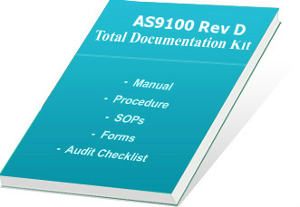 AS9100 rev D Documentation