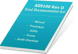 AS9100 rev D Documentation