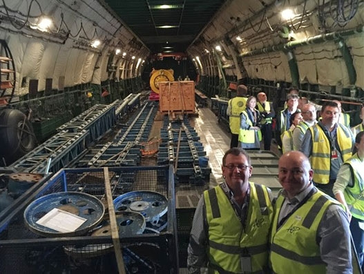 Antonov Airlines appoints Air Cargo Partners Worldwide as GSA in Australia