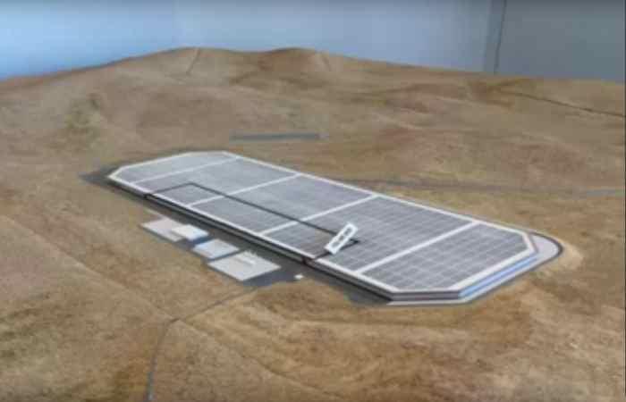 La Gigafactory di Tesla è realtà ed inizia a produrre