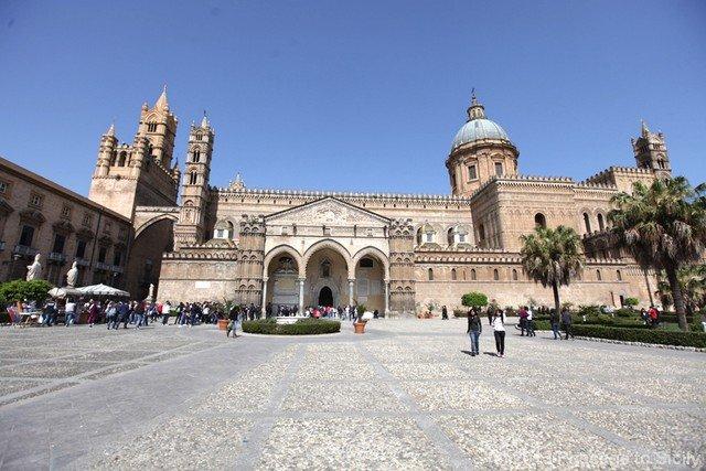 Palermo city tour: Arab-Norman