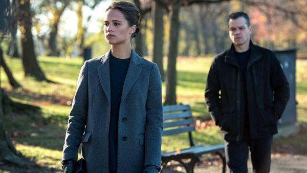 Film: Jason Bourne. Matt Damon continua alla ricerca del proprio passato
