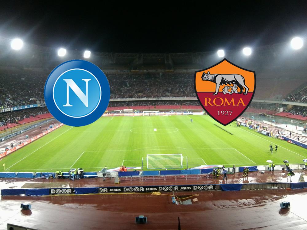 Serie A, anticipo Napoli-Roma: Ultime news e formazioni
