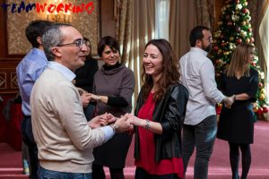 Ballare con i colleghi per fare team building