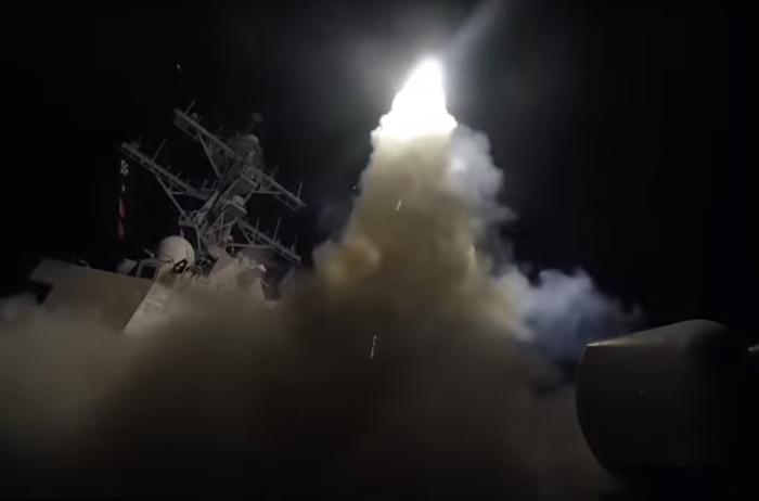 Le reazioni al bombardamento USA in Siria