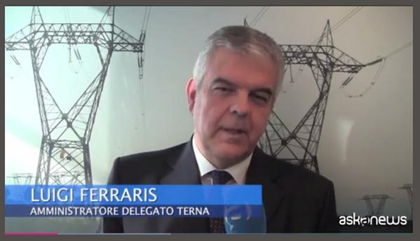 Ferraris Terna: cresciamo senza aumentare il profilo di rischio