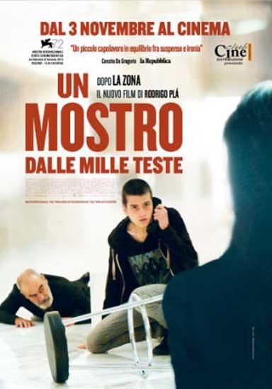 Novità al cinema: il thriller Un mostro dalle mille teste