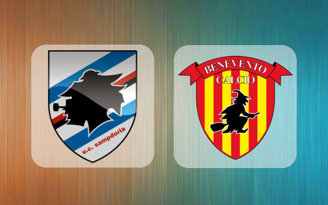 Serie A, Sampdoria-Benevento: Ultime news e probabili formazioni
