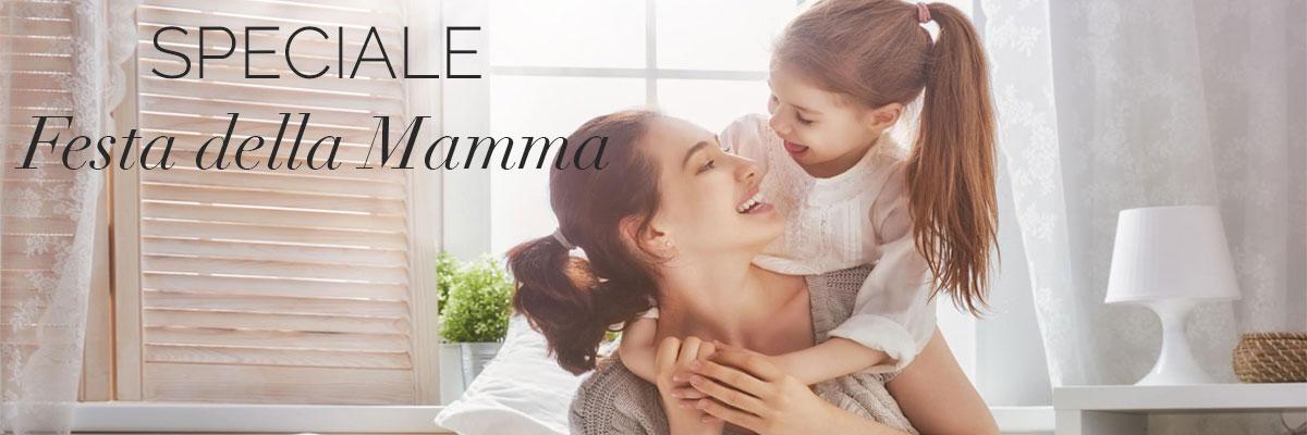 Gioielli e orologi online per la Festa della Mamma
