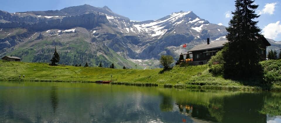 Team Building tra le montagne della Svizzera