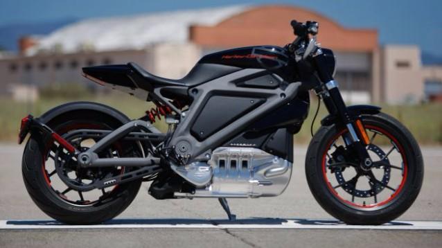 H-DUC: la prima Harley Davidson elettrica potrebbe essere così