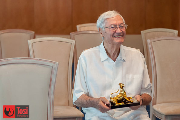 La nostra intervista a Roger Corman maestro del cinema Pop