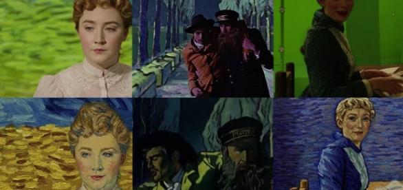 Trailer e dietro le quinte del primo film dipinto a olio dedicato a Vincent van Gogh