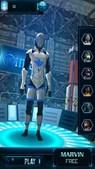 Gravity Transformer: endless runner per Android